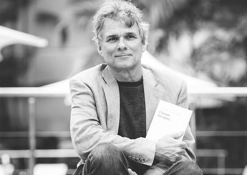 Nicolas KURTOVITCH – Représentant de la Maison du Livre de la Nouvelle-Calédonie