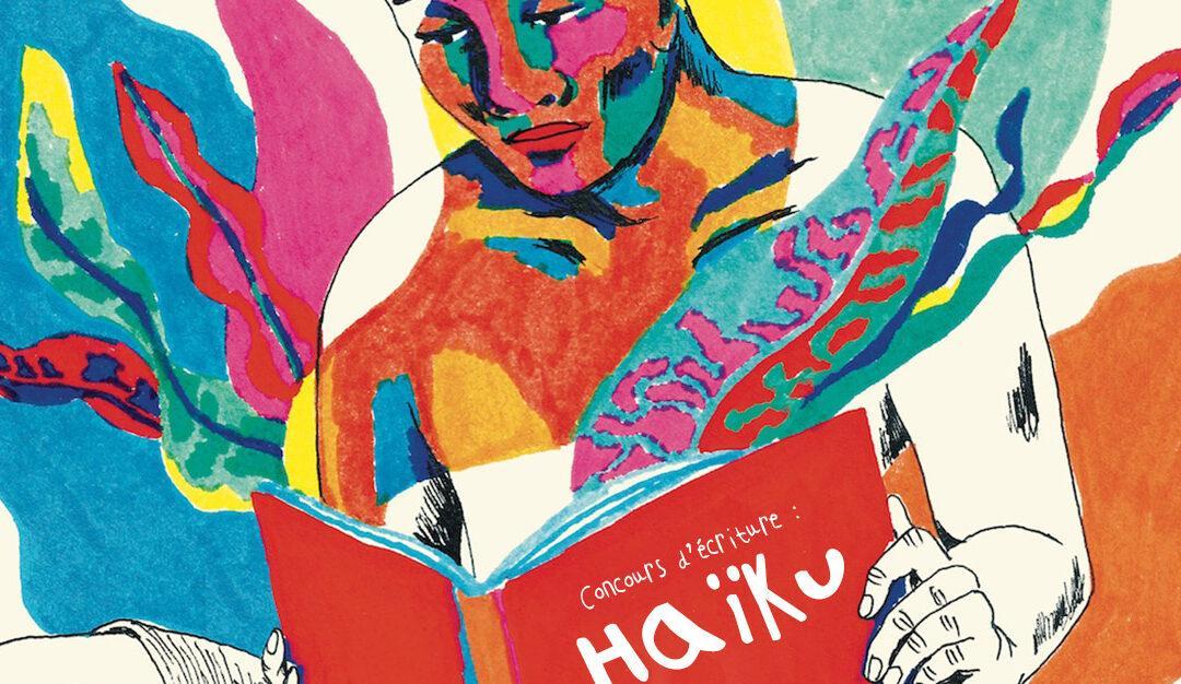 Concours d'écriture : Haïku