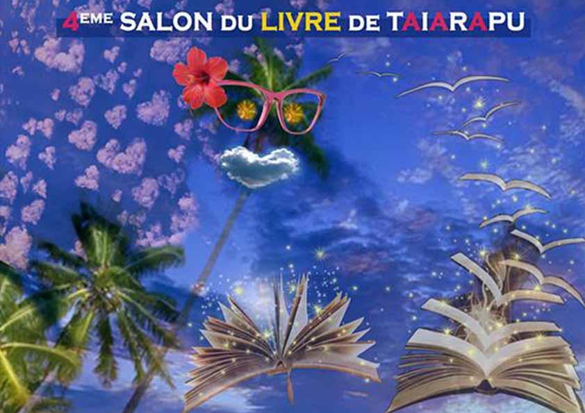 Salon du livre de Taravao 2015